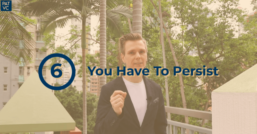 The 10X Rule - You Have To Persist