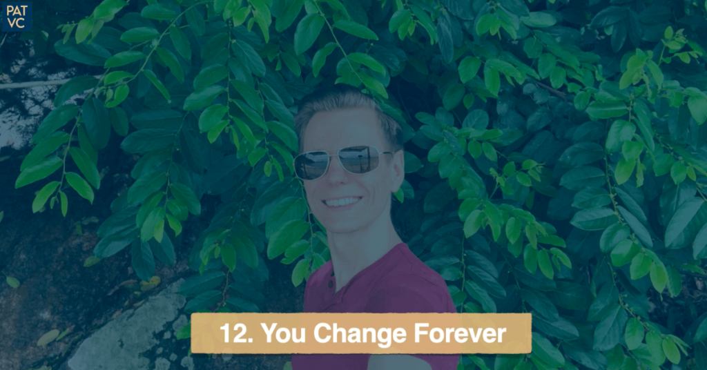 Living Abroad - You Change Forever