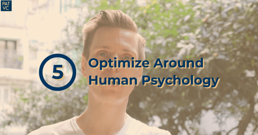 Optimize Around Human Psychology To Increase Ecommerce Sales