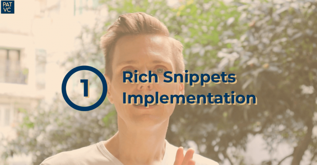 Rich Snippets Implementation