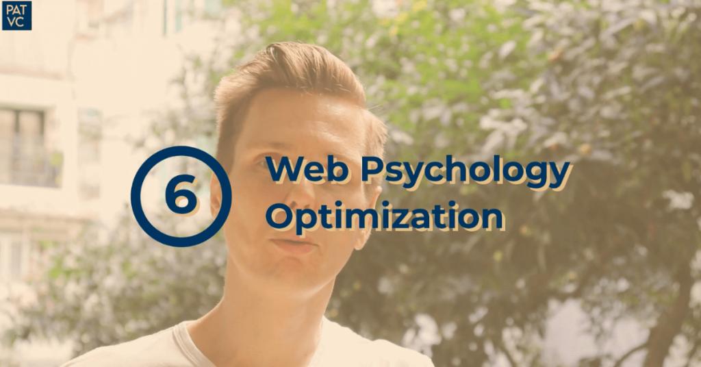 Web Psychology Optimization