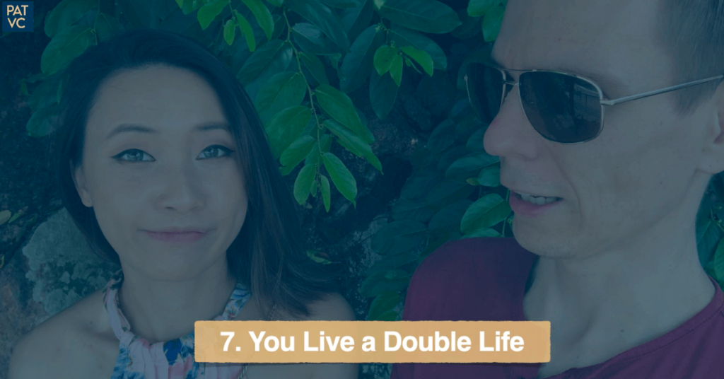 You Live a Double Life