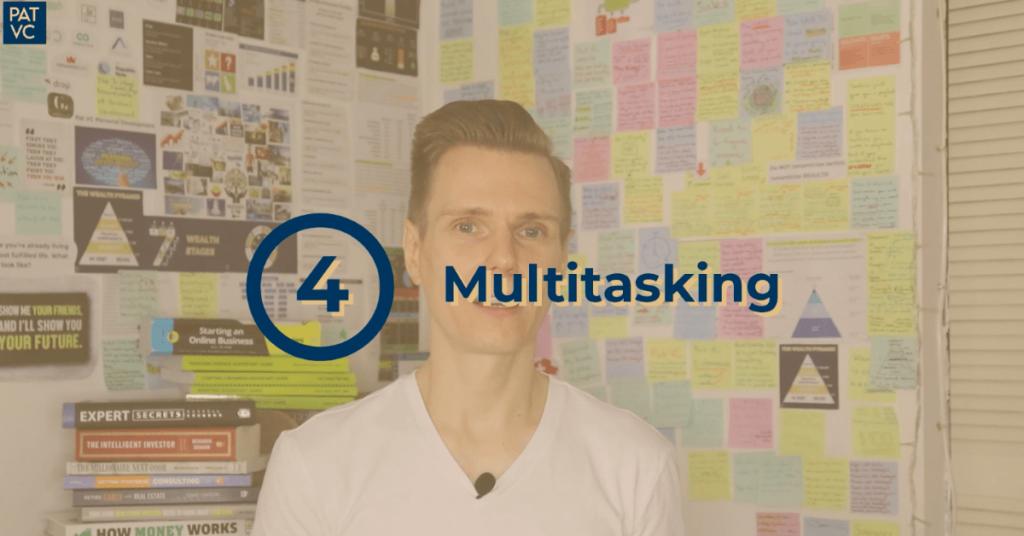 Multitasking and Task Switching - Pat VC