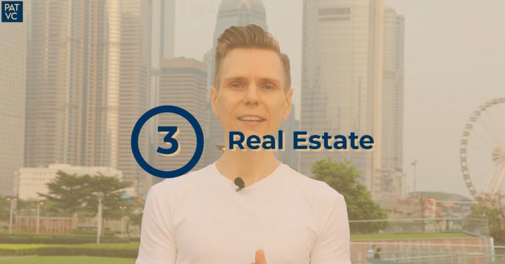 Real Estate Appreciating Assets