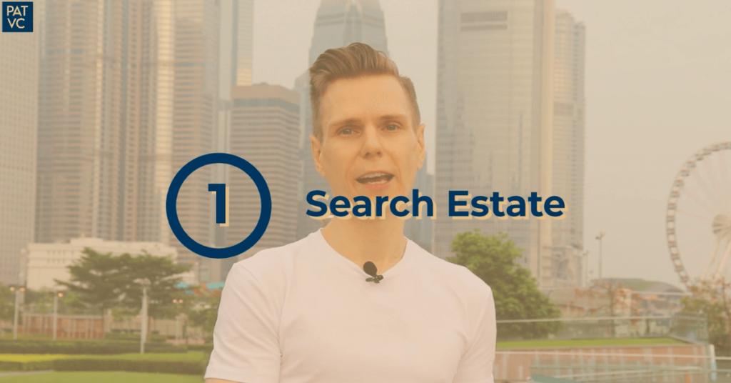 Search Estate Appreciating Assets
