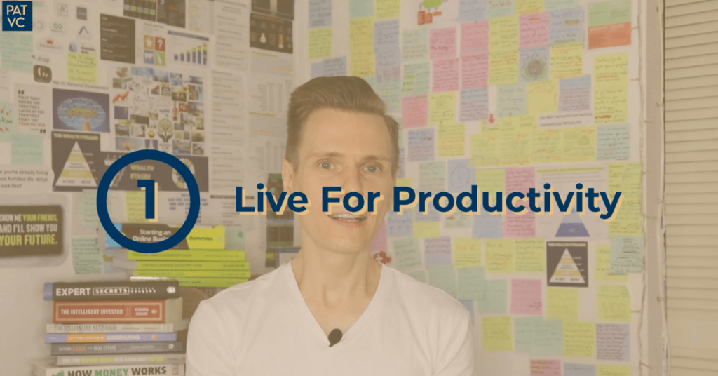 The ONE Thing - Live For Productivity