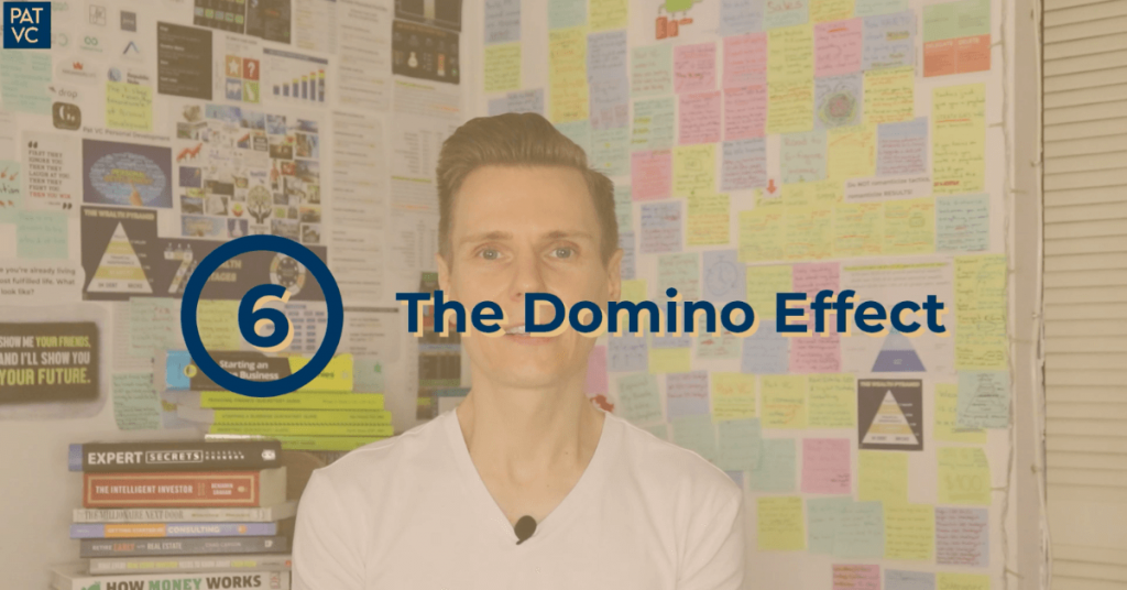 The ONE Thing - The Domino Effect