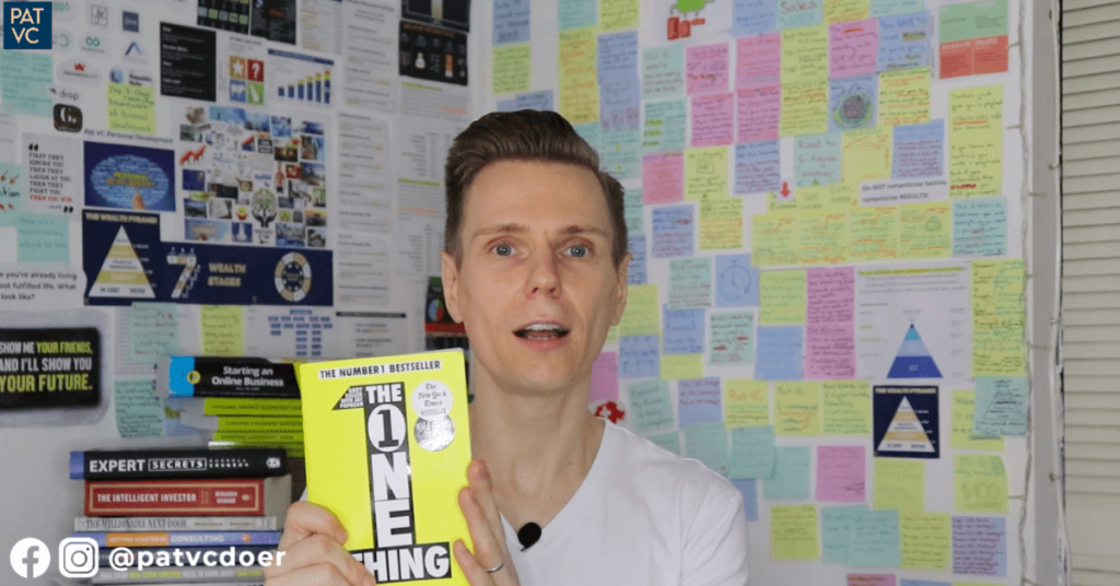 The ONE Thing book summary