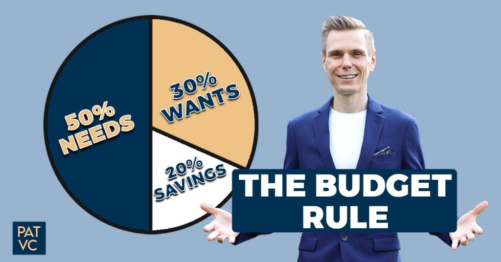 What Is The 50 30 20 Budget Rule And How It Works