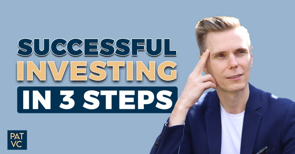 What Successful Investing Looks Like In 3 Steps